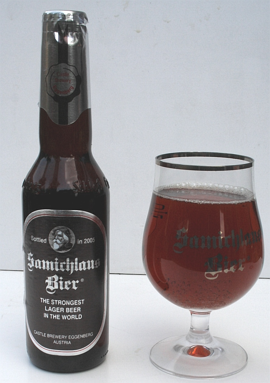 Strongest Alcohol In The World >> Dallas Beer Snobs: Beer Review - Samichlaus Bier