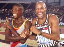 Carl Lewis - Mike Powell