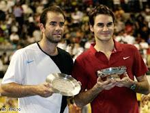 Sampras & Federer