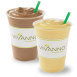 Starbucks Vivano Smoothies