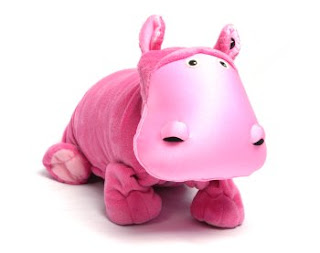 Hada the Hippo from Zoobies