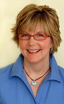 Author Karen E. Olson