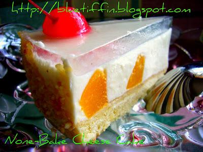 Cara Buat Cake