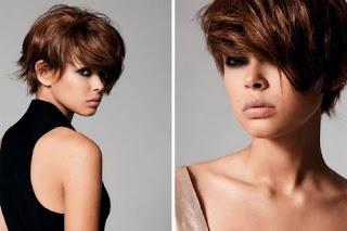 cortes de cabelos curtos para mulheres