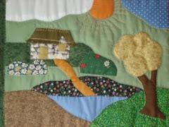 Fazenda patchwork