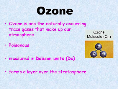 little geography information ozone layer depletion