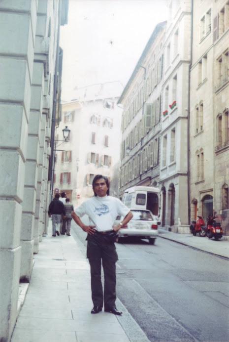 saat aku di Geneva
