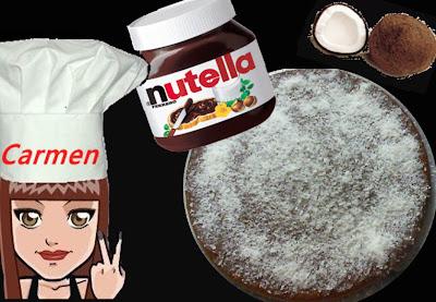 torta-con-nutella-e-cocco-ricetta