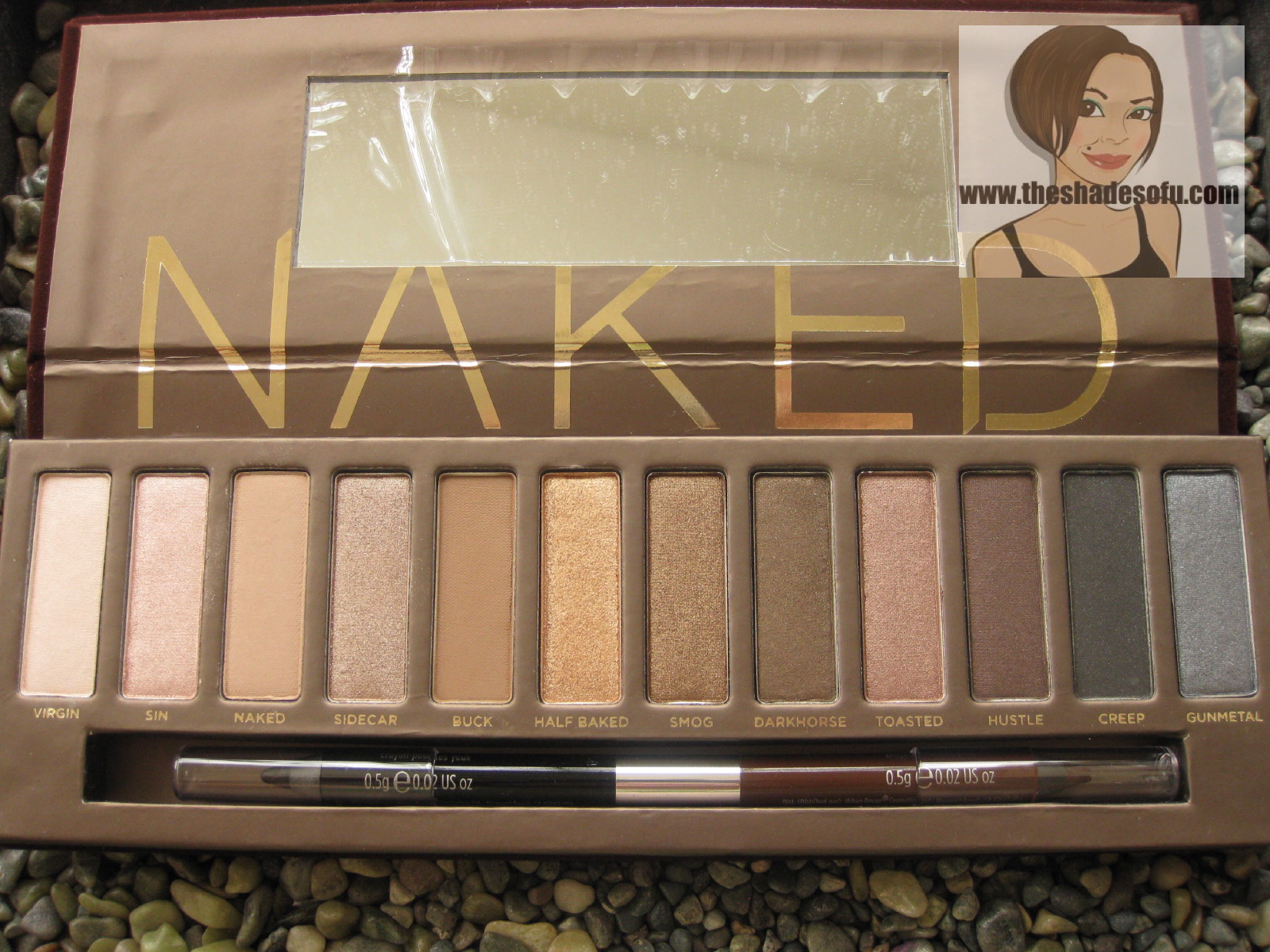 Urban Decay Naked 3 Palette review and swatches   Tales of