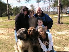 Family from Orlando, Florida
