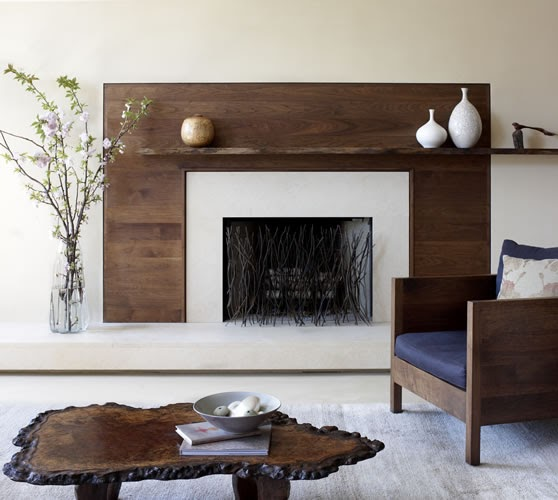 Rustic And Modern Fireplace: I WANT A HOUSE LIKE THIS: RUSTIC CHIC: FIREPLACE