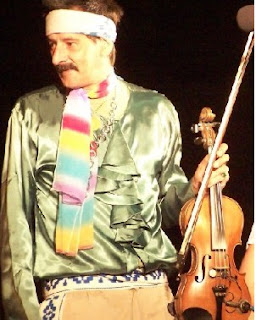 Daniel Cañueto músico y compositor argentino