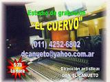 "ESTUDIOS ""EL CUERVO"""