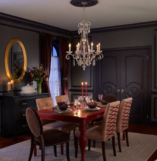 Design Dark Gothic Dining Room  A NeoVictorian Voyage of SelfDiscovery in Fashion and Beauty