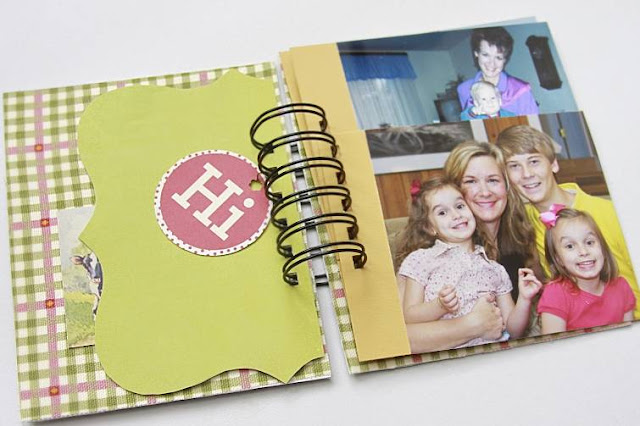 Ready, Set, Grow Mother's Day Mini Album | iloveitallwithmonikawright.com