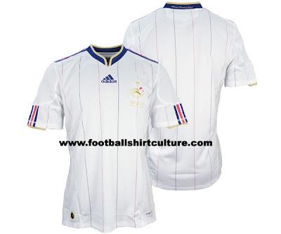 514b4c05a5 Camisaria Futebol Clube  Nova camisa reserva da França