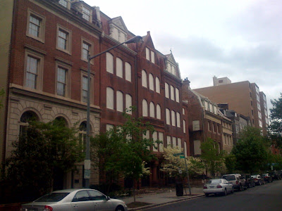 Andrulis Janezich Architects, Morton Bender, Dupont Circle real estate, retail for lease