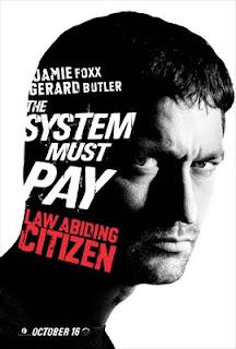 Gerard Butler as Clyde Shelton - Law Abiding Citizen