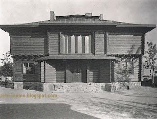 Casa Sommerfeld. Historia, imágenes, arquitectura.