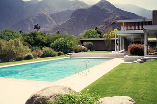 Casa Kauffmann de Richard Neutra: Imágenes, histoia, diseño, plano
