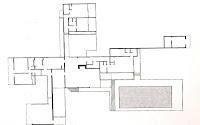 Plano Casa Kaufmann Neutra
