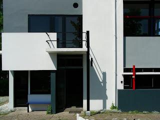 Casa Schröder. Gerit Rietveld.