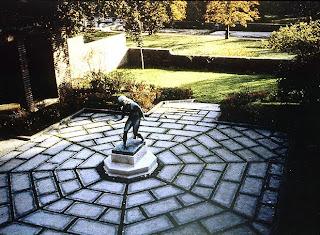 Jardín Saarinen Balmori