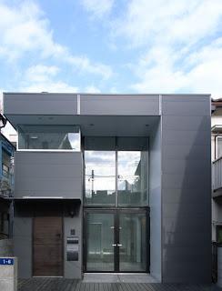 Casa SHPP 001 de Endoh Desing House
