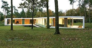 Villa 1, casa de diseño