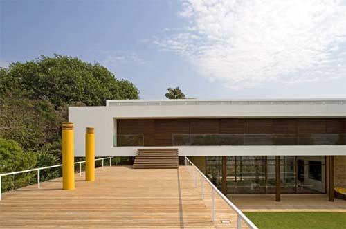 Casa en brasilia isay weinfeld arquitectura y dise o for Arquitectura y diseno de casas
