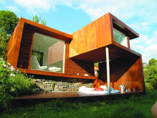 Casa de Verano Modular de Tommie Wilhelmsen | ▷ Revista ...