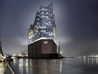 Elbphilharmonie de Hamburgo Herzog and de Meuron