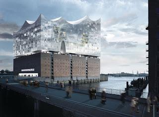 Elbphilharmonie de Hamburgo