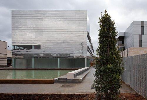 oficinas para emasesa de javier terrados arquitectura y