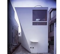 Casa HP de Architecton + Ikeda