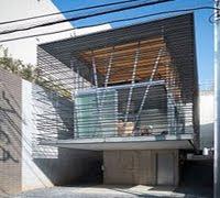 Casa Hojo de Architecton