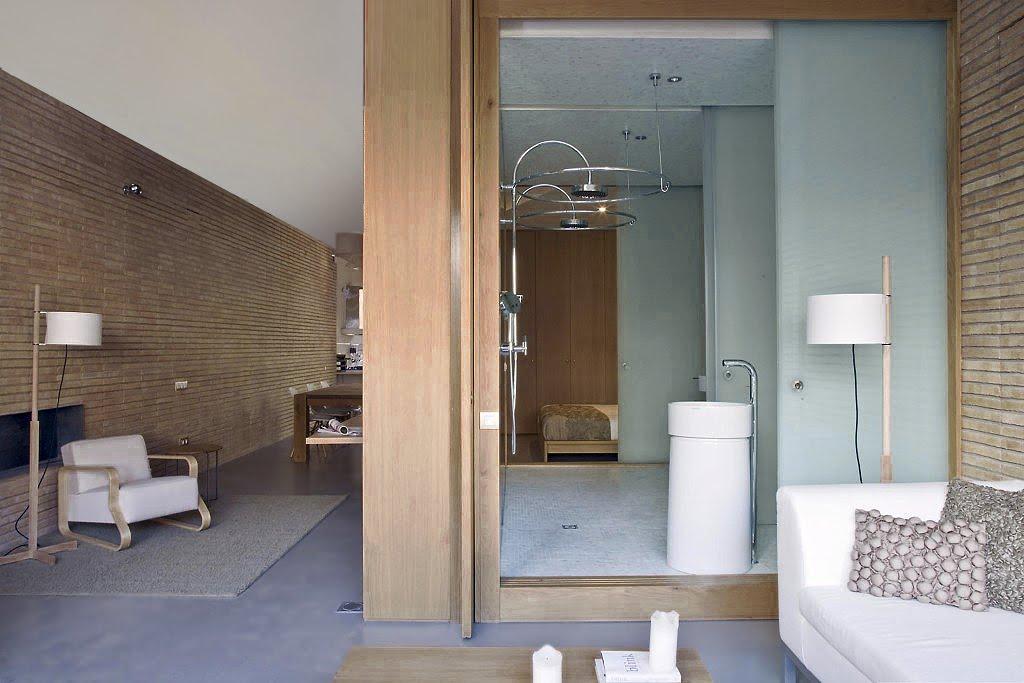 loft en barcelona de ylab revista arquitectura y dise241o