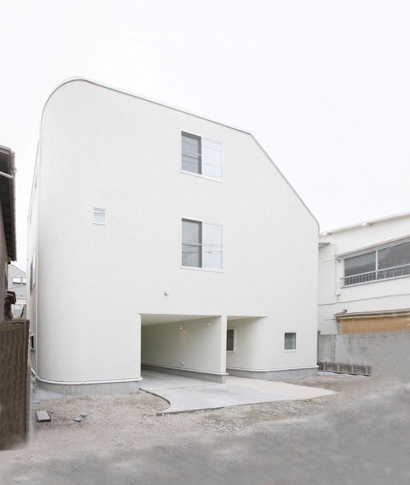 Casa en nakameguro de level architects arquitectura y - Arquitectura y diseno de casas ...