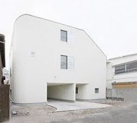 Casa en Nakameguro de LEVEL Architects