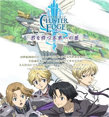 Gallerie de Manga Cluster+Edge