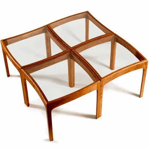 Maine Furniture: Contemporary Furniture Maker David Margonelli