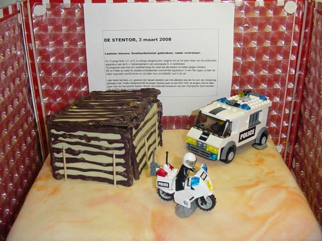 Politietaart