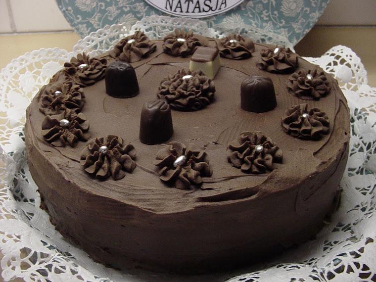 Chocolade Taart Puur