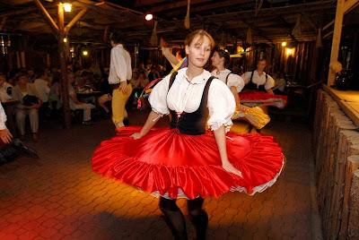 folkloregarden prag Ganser