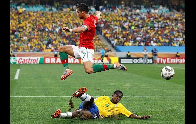 Copa 2010 - Análise de Brasil 0 x 0 Portugal