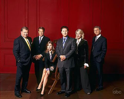 Boston Legal the TV Show