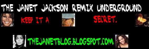 The Janet Jackson Remix Underground