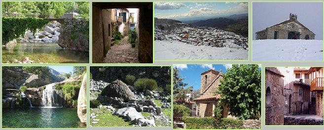 Guijo de Santa Bárbara: Paraiso entre montañas