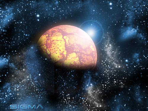 35 Gambar Keren Luar Angkasa Antariksa Astronomi