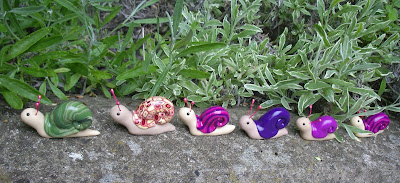 The Snail Parade